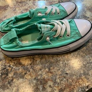 Ladies size 8 Converse shoes